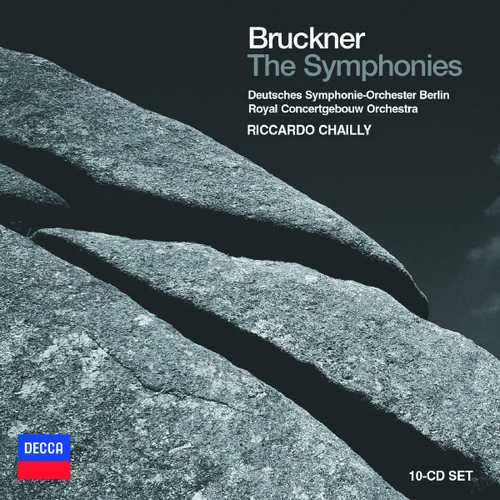 Chailly: Bruckner - The Symphonies (FLAC)