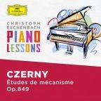 Christoph Eschenbach: Piano Lessons. Czerny - Études de mécanisme op.849 (FLAC)