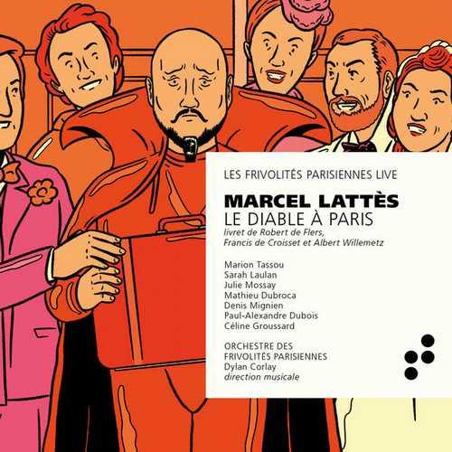 Corlay: Lattès - Le Diable à Paris (24/96 FLAC)