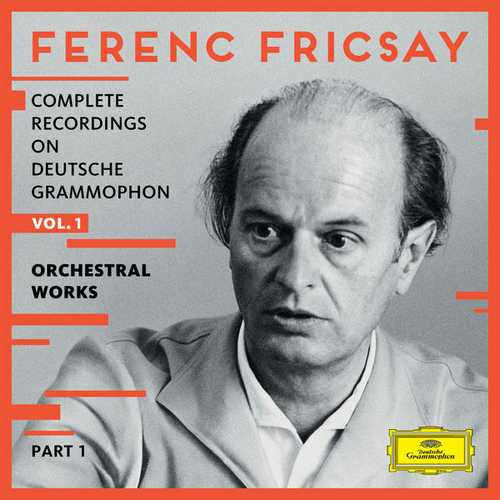Ferenc Fricsay. Complete Recordings on Deutsche Grammophon vol.1 Part I (FLAC)