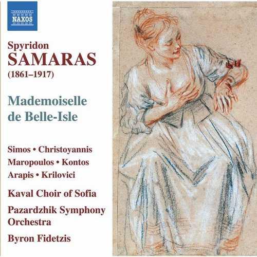 Fidetzis: Samaras - Mademoiselle de Belle-Isle (24/44 FLAC)