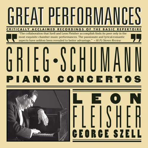 Fleisher, Szell: Grieg, Schumann - Piano Concertos (FLAC)