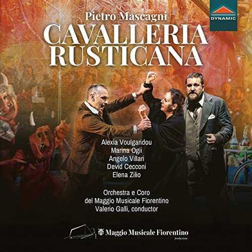 Galli: Mascagni - Cavalleria Rusticana (24/96 FLAC)