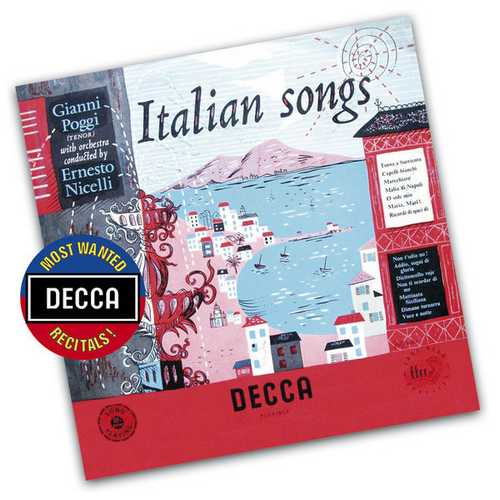 Gianni Poggi - Italian Songs (FLAC)