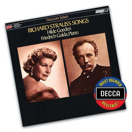 Gueden, Gulden: Richard Strauss Songs (FLAC)