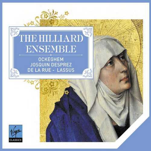 Hilliard Ensemble: Franco-Flemish Masterworks (FLAC)
