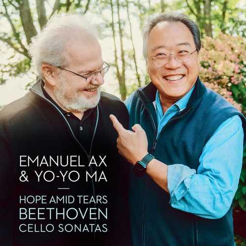 Hope Amid Tears. Beethoven - Cello Sonatas (24/96 FLAC)
