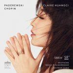 Claire Huangci: Paderewski, Chopin: Piano Concertos (24/96 FLAC)
