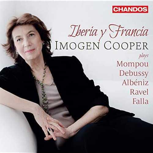 Iberia y Francia: Imogen Cooper plays Mompou, Debussy, Albéniz, Ravel, Falla (24/96 FLAC)