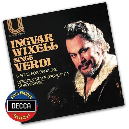Ingvar Wixell sings Verdi (FLAC)