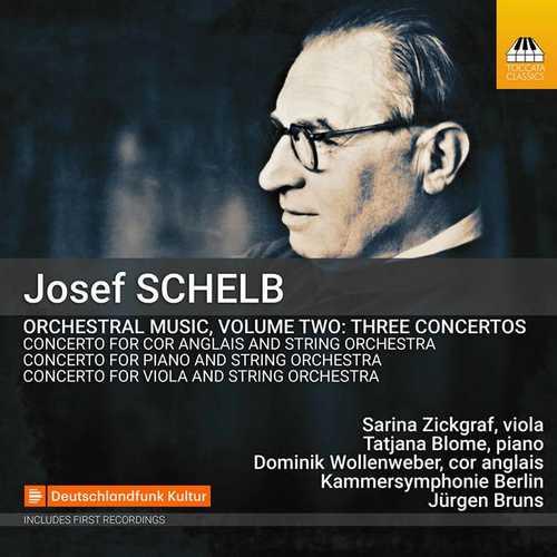 Josef Schelb - Orchestral Music vol.2 (24/48 FLAC)