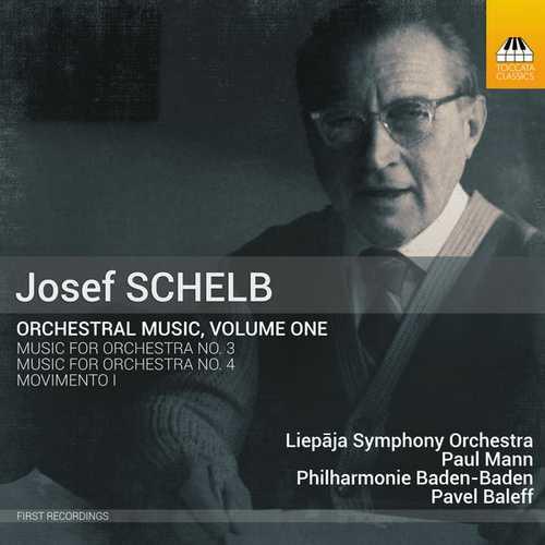 Josef Schelb - Orchestral Music vol.1 (24/48 FLAC)