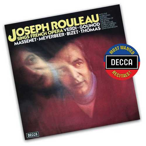 Joseph Rouleau Sings French Opera (FLAC)