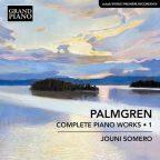 Somero: Palmgren - Complete Piano Works vol.1 (24/88 FLAC)