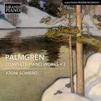 Somero: Palmgren - Complete Piano Works vol.2 (FLAC)