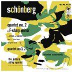 Juilliard String Quartet: Schoenberg - String Quartet no.2 & 3. Remastered (24/192 FLAC)