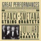 Juilliard String Quartet: Franck, Smetana - String Quartets (FLAC)
