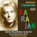 Karajan: Beethoven - The Nine Symphonies 1961/62 (FLAC)