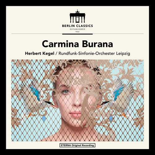 Kegel: Orff - Carmina Burana (24/192 FLAC)