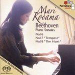 Kodama: Beethoven - Sonatas no.16-18 (24/96 FLAC)