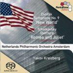Kreizberg: Dvořák - Symphony no.9, Tchaikovsky - Romeo & Juliet (24/96 FLAC)
