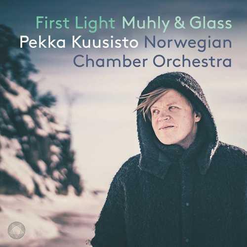 Kuusisto: Muhly, Glass - First Light (24/96 FLAC)