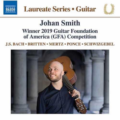 Laureate Series: Johan Smith (24/96 FLAC)