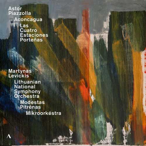 Levickis: Piazzolla - Aconcagua, Las Cuatro Estaciones Porteñas (24/96 FLAC)