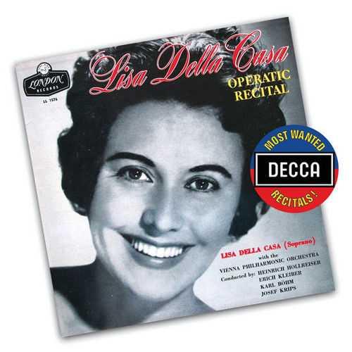 Lisa Della Casa - Operatic Recital (FLAC)