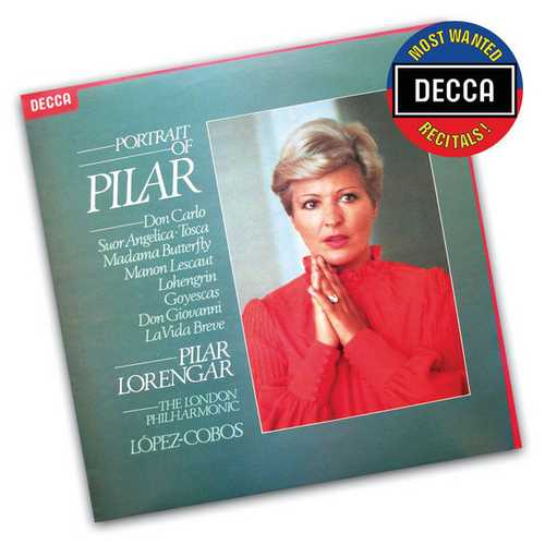 Lorengar - Portrait Of Pilar (FLAC)