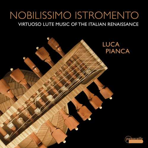 Luca Pianca - Nobilissimo Istromento (24/192 FLAC)