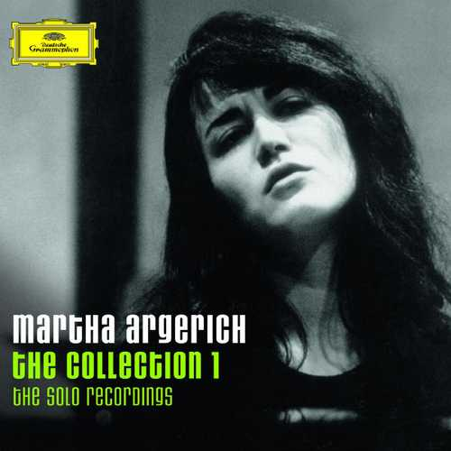 Martha Argerich: The Collection 1. The Solo Recordings (FLAC)