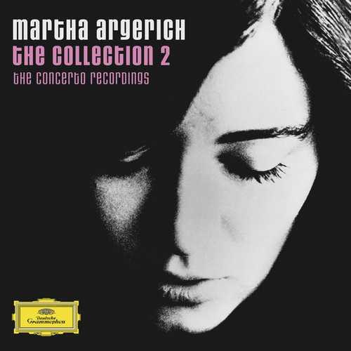 Martha Argerich: The Collection 2. The Concerto Recordings (FLAC)
