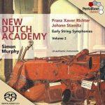 Murphy: Stamitz, Richter - Early String Symphonies vol.2 (24/96 FLAC)