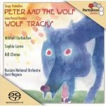 Nagano: Prokofiev - Peter and the Wolf, Beintus - Wolf Tracks (24/96 FLAC)