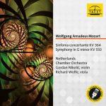 Nikolić: Mozart - Sinfonia Concertante K364, Symphony K550 (FLAC)