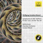 Nikolić: Mozart - Symphonies no.35 & 36 (FLAC)