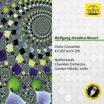 Nikolić: Mozart - Violin Concertos no.1 & 5 (FLAC)