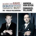 Oeyen: Ravel, Debussy, Bizet - Orchestral Works (24/48 FLAC)