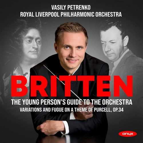 Petrenko: Britten - Young Person's Guide to the Orchestra (24/96 FLAC)
