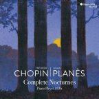 Alain Planès: Frédéric Chopin - Complete Nocturnes (24/96 FLAC)