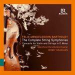 Raudales: Felix Mendelssohn - The Complete String Symphonies (24/48 FLAC)