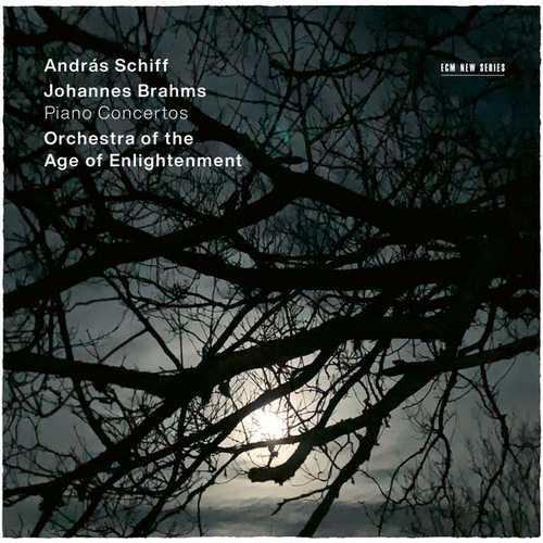 Schiff: Brahms - Piano Concertos (24/96 FLAC)