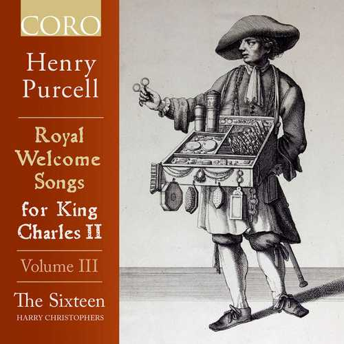 Royal Welcome Songs for King Charles II vol.3 (24/96 FLAC)