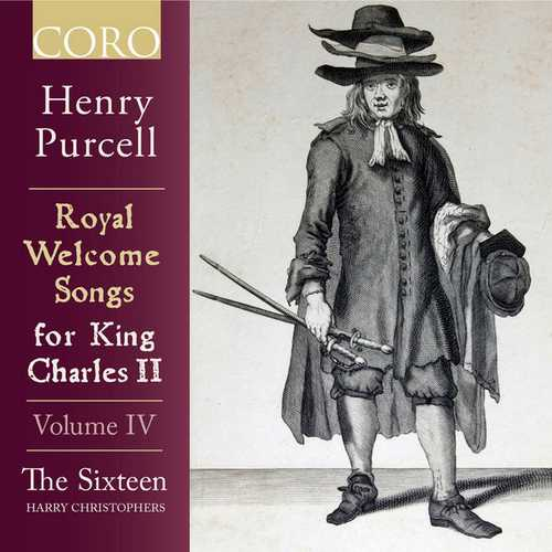 Royal Welcome Songs for King Charles II vol.4 (24/96 FLAC)