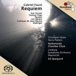 Spanjaard: Fauré - Requiem & Other Choral Works (24/96 FLAC)
