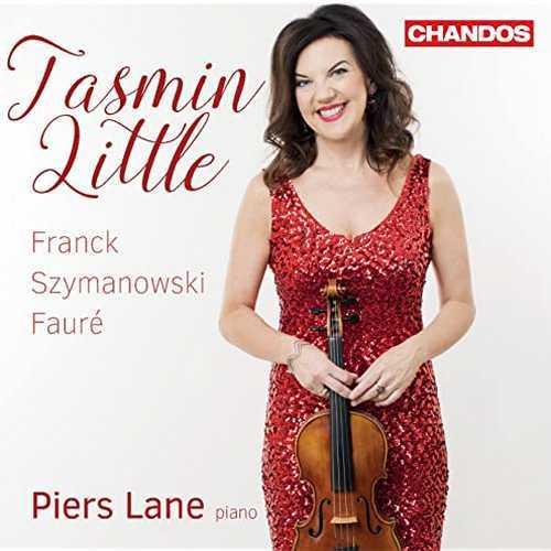 Tasmin Little plays Franck, Szymanowski, Fauré (24/96 FLAC)