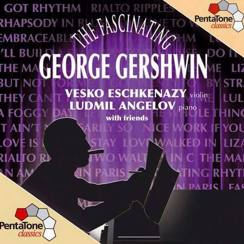The Fascinating George Gershwin (24/96 FLAC)