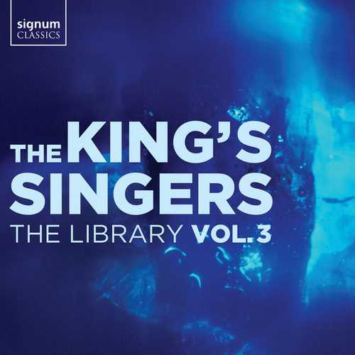 The King's Singers: The Library vol.3 (24/96 FLAC)