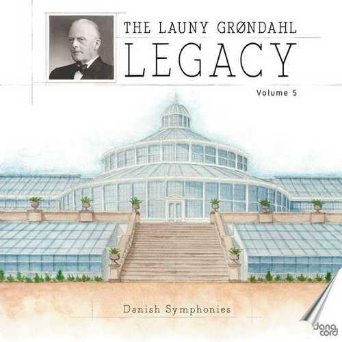 The Launy Grøndahl Legacy vol.5 (FLAC)